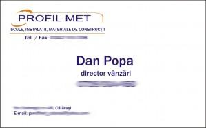 profil met