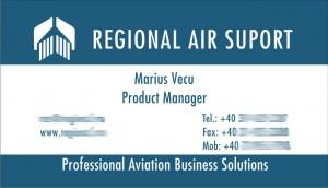 regional air suport